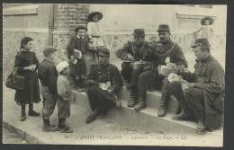 L'ARMEE FRANCAISE - INFANTERIE - LA SOUPE - Regiments