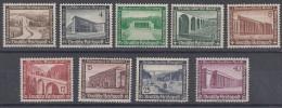 DR Minr.634-642 Postfrisch - Ungebraucht