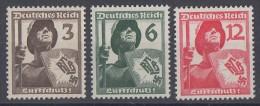 DR Minr.643-645 Postfrisch - Deutschland