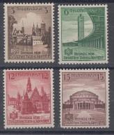DR Minr.665-668 Postfrisch - Deutschland