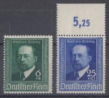 DR Minr.760-761 OR Postfrisch - Ungebraucht