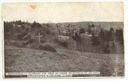 Belgique - NEUFCHATEAU - PANORAMA VUE PRISE DU CHAMP DE BATAILLE DU 22 AOUT 1914 (postion Allemande), LA HAID - Neufchâteau