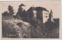 AK - Sternberg - Schloss Lichtenstein 1928 - Sudeten