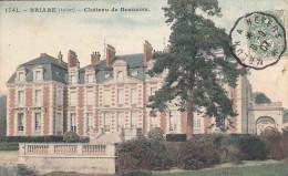 45 BRIARE - Le Château De Beauvoir - Briare