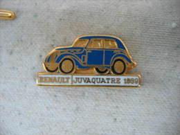 Pin´s RENAULT Juvaquatre De 1939. Pin´s CEP Paris - Badges