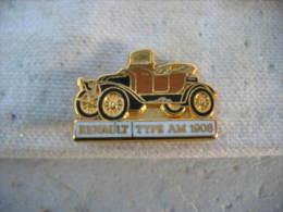 Pin´s RENAULT Type AM De 1908. Pin´s CEP Paris - Badges
