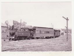 CHEMINS DE FER - TRAINS - CPM - MANOEUVRES EN GARE DE HUELIN (030t TUBIZE N° 28, 1906) - 10.03.1962 - CPM ANIMEE - Trains