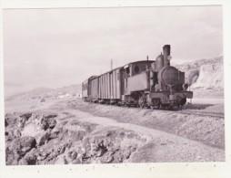 CHEMINS DE FER - TRAINS - CPM - TRAIN POUR VELEZ A L'EST DE MALAGA - 05.01.1962 - - Trains