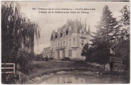 HAUTE  GOULAINE -  Chateau De La CHATAIGNERAIE - France