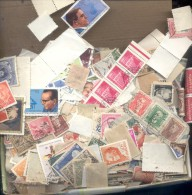 MAS DE 4800 SELLOS UNIVERSALES CON REPETICIONES SOLD AS IS - Postzegels