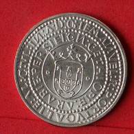 PORTUGAL  1000  ESCUDOS  1983  SILVER COIN KM# 622  -    (Nº07058) - Portogallo
