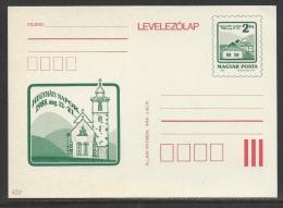 HUNGARY - 1988.Postal Stationery - Hegyhát/Ridge Days At Vasvár  MNH!!! Cat.No.620. - Entiers Postaux
