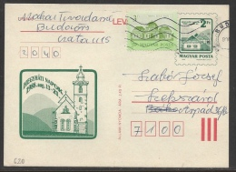 HUNGARY - 1988.Postal Stationery - Hegyhát/Ridge Days At Vasvár II. USED!!! Cat.No.620. - Entiers Postaux