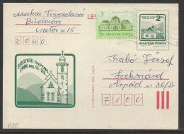 HUNGARY - 1988.Postal Stationery - Hegyhát/Ridge Days At Vasvár III. USED!!! Cat.No.620. - Entiers Postaux