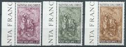 1966 VATICANO NATALE MNH ** - ED09 - Vatican