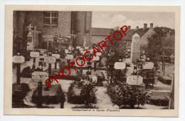 Heldenfriedhof-Cimetiere-ZARREN-Carte Allemande-Guerre-14-18-1WK-BELGIQUE-BELGIEN-Flandern- - Kortemark