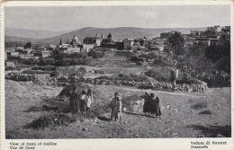NAZARETH - VIEW OF CANA OF GALILEE - Palestine