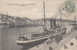 66 PORT VENDRES   LE GALLIA - Port Vendres