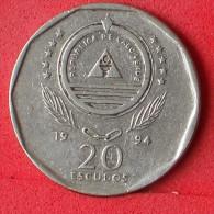 CAPE VERDE  20  ESCUDO  1994   KM# 30  -    (Nº07099) - Cap Vert