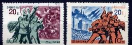 DPRK 1973 1170-1171 - Korea, North