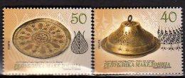 2013 Macedonia - Cultural Heritage - Set Of 2 V  - Paper -MNH** - Macedonia