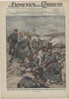 1915 Italian Magazine  WWI King Of Serbia  Srbija On The Battle Front  LITHO - Magazines & Newspapers