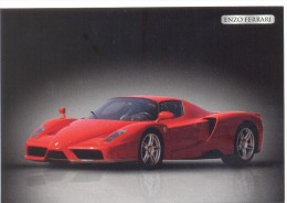 PROMOCARD N°  7469   GAZZETTA DELLO SPORT FERRARI OPERA OMNIA - Advertising