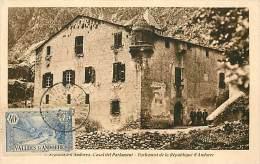 Réf : M-14--062 : Parlement De La République D'Andorre - Andorre