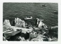 CLEDEN CAP SIZUN - Petit Port Du Vorlen Dans La Baie Des Trépassés. - Cléden-Cap-Sizun