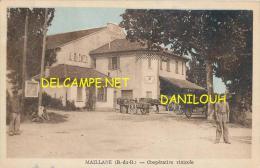13 --- MAILLANE   Coopérative  Vinicole   Colorisée - France