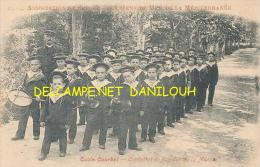13 --- MARSEILLE   ECOLE COURBET   Orphelins Et Pupilles De La Marine  ASSOCIATION DE SECOURS AU GENS DE LA MER - Non Classés