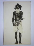 A.O.F.  SOUDAN  :  Fétiche  BAMBARA - Soudan