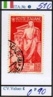 ITALY:KINGDOM#  CLASSIC DEFINITIVES (ITA 260-3 (3) - Usati