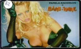 PAMELA ANDERSON * Telecarte * Telefonkarte * Phonecard (82) CINEMA FILM MOVIE KINO - Film