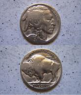 USA 5 Cent Buffalo 1925 - Schön                                          (B64) - 1913-1938: Buffalo