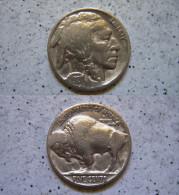 USA 5 Cent Buffalo 1928 - Schön                                          (B66) - 1913-1938: Buffalo