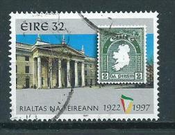 1997 Ireland 75 Years Republic 32p. Used/gebruikt/oblitere - 1949-... Republiek Ierland
