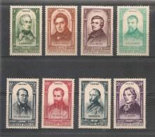 N° 795 à 802 NEUF ** - Unused Stamps