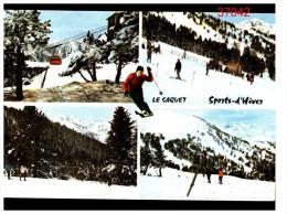Ax Les Thermes Le Saquet Sports D'hiver Multivues - Ax Les Thermes