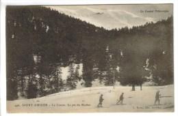 CPA LAVEISSIERE (Cantal) SPORTS D'HIVER - LE LIORAN : Le Pic Du Rocher - Other Municipalities