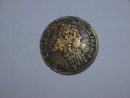 Jeton Real.Ordinaires Des Guerres. Paparel Tres. Lov Le Grand. Dat. Fructus Datque Coronas (5318) - Monarquía / Nobleza