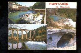 Fontaine De Vaucluse Multivues - France