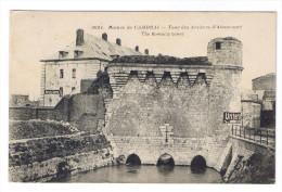 CAMBRAI  TOUR DES ARCHERS D ABANCOURT - Cambrai