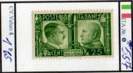 ITALY: KINGDOM#  COMMEMORATIVES BEFORE 1950 (ITA 260-7 (1) - Usati