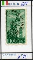 ITALY: KINGDOM#  COMMEMORATIVES BEFORE 1950 (ITA 260-7 (2) - 6. 1946-.. Republic