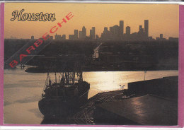 HOUSTON TEXAS SHIP CHANNEL - Houston
