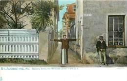 Réf : M-14--101 : Saint Augustine - St Augustine