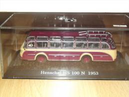 Bus Henschel HS 100 N - 1953 - Voitures, Camions, Bus