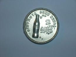 Jeton Disfruta Como Nunca Coca Cola. Beba Coca Cola  (5321) - Profesionales/De Sociedad