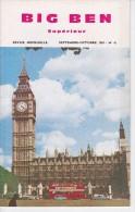 BIG BEN N° 41, Septembre-octobre 1967,  SUPERIEUR, Revue Mensuelle POUR APPRENDRE L´ANGLAIS, Publication Claude PICHON - Livres, BD, Revues